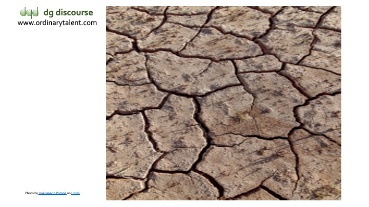 drought due to global warming