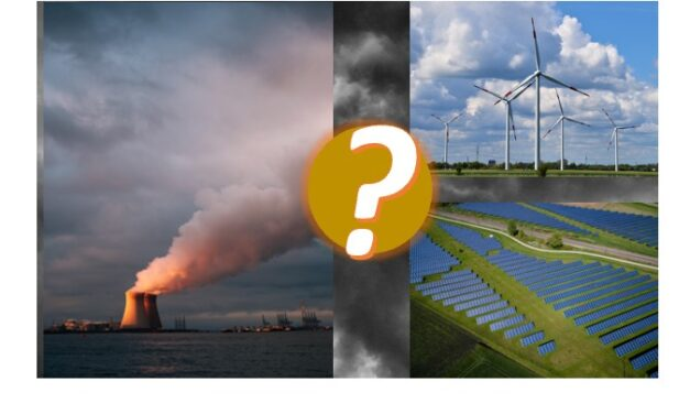 Renewables Or Nuclear? 9 Crucial Points to Choose the Right Path